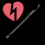 flute heartbroken